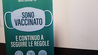 Disponibili 650mila dosi per tutti i cittadini in Lombardia