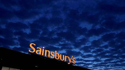 Britain's Sainsbury's to keep stores shut on Boxing Day