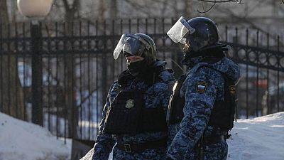 Rusia dice que ha detenido a un espía ucraniano que intentaba robar secretos de armas