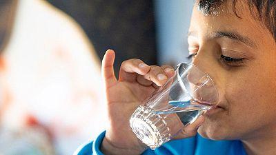 Ampleur et impact sans précédent de la pénurie d'eau au Moyen-Orient et en Afrique du Nord (UNICEF)
