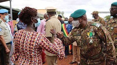 À Somadougou, la MINUSMA Construit et Équipe les Locaux de la Brigade Territoriale