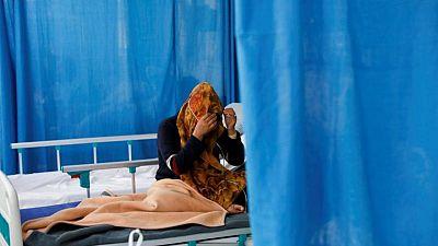 OMS dice que solo le quedan suministros médicos en Afganistán para una semana