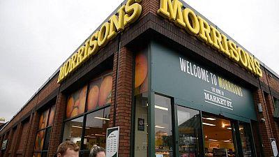 $10 billion U.S. battle for Britain's Morrisons heads for auction