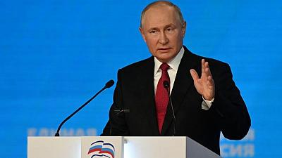 Russia's Putin says U.S. Afghan foray achieved nothing but tragedy