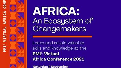 Project Management Institute (PMI) Announces Virtual Africa Conference 2021 on Saturday, 4 September