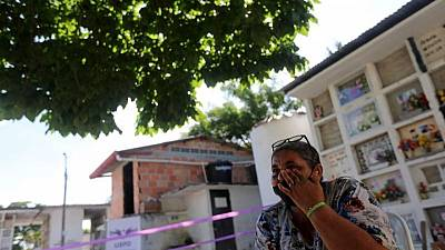 Cementerios de Colombia pueden ofrecer respuestas a familias de desaparecidos