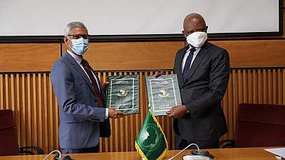 Coronavirus: Africa CDC and IFRC ramp up COVID-19 response in Africa