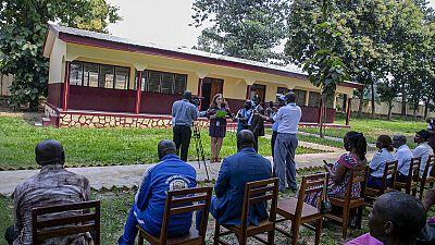 Bangui : Accroitre la Capacité d'accueil de L'École Nationale d'administration et de Magistrature
