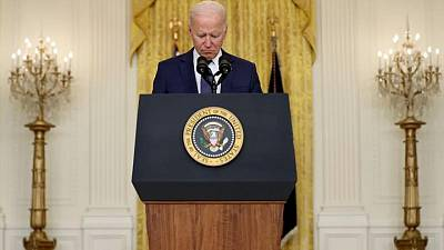 """Biden advierte a los atacantes del aeropuerto de Kabul: """"los perseguiremos"""""""