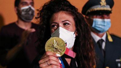 L'atleta annunciata il 3 e 4 settembre a iniziative a Vicchio