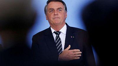 Bolsonaro dice que será arrestado, morirá o será declarado ganador
