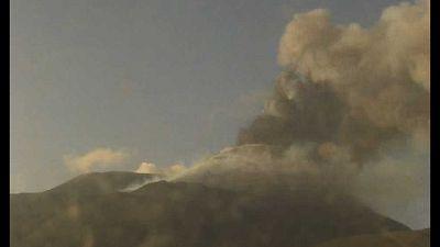 Attività del vulcano non impatta su attività aeroporto Catania