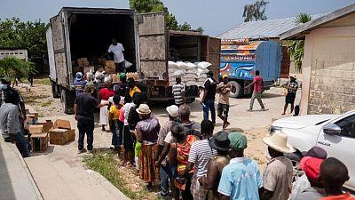 La crisis del hambre en Haití es más profunda después del devastador terremoto