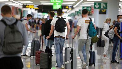 La UE retira a Estados Unidos de la lista de viajes seguros