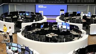 Las bolsas europeas suben en una jornada de cautela