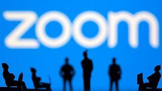 Zoom beats quarterly revenue estimates on hybrid work boost