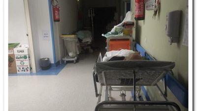Situazione critica a Geratria, Medicina e Patologia medica