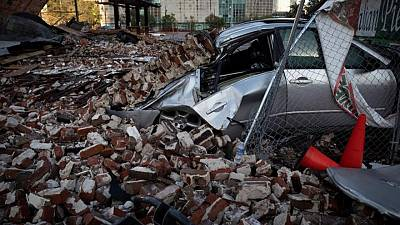 Ida deja sin energía a Luisiana, al menos dos muertos por derrumbe de carretera en Misisipi