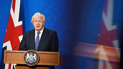 PM Johnson, senior ministers plan U.S. visits, The Telegraph reports