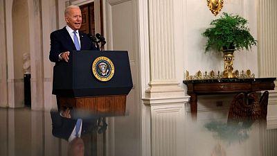 Biden está convencido de que China intentará llegar a un acuerdo con los talibanes