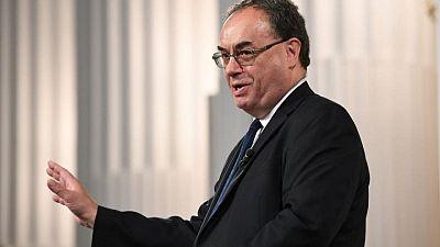 BoE's Bailey highlights environmental regulation of banks