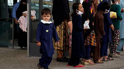 Canada to take in 5,000 Afghan refugees evacuated by the U.S. - minister