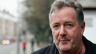 UK regulator clears broadcaster over Piers Morgan's Meghan comments
