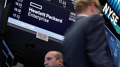 Hewlett Packard wins $2 billion computing service deal with U.S. National Security Agency