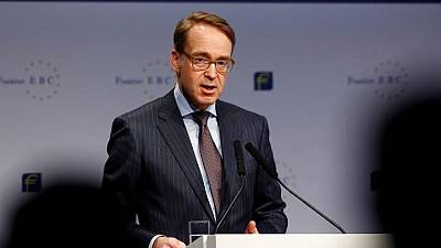 Inflation at risk of overshooting ECB expectations: Weidmann