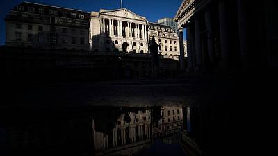 Bank of England names former Goldman economist Pill to top economics role