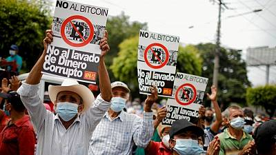 'We don't know it': Salvadorans fret over looming bitcoin adoption