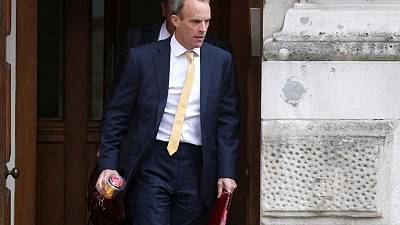 UK wants diplomatic presence in Afghanistan when security improves, Raab says