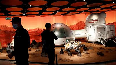 China develops prototype miniature helicopter for Mars missions
