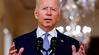 Biden to pledge security aid in first meeting with Ukraine's Zelenskiy