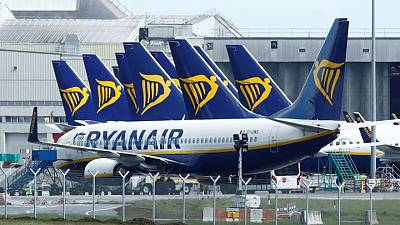 Ryanair passenger numbers rise in August to 11.1 million