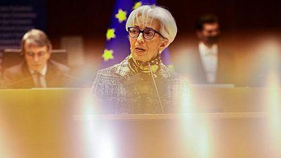 EU lending arm enlists ECB's Lagarde for new climate council