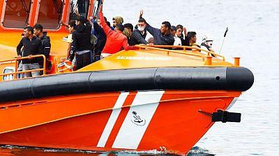 Las llegadas de inmigrantes a las Islas Canarias se duplican con respecto al año pasado