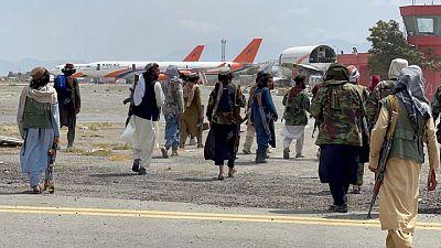 Aviation insurers hold back on Afghanistan flights after U.S. troops leave