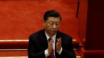 Xi habló con canciller alemana Merkel: medios estatales