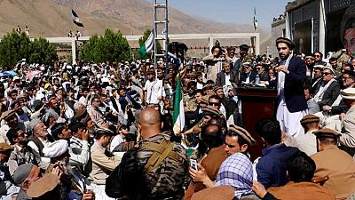 Taliban and Afghan rebels claim heavy casualties in fighting over valley