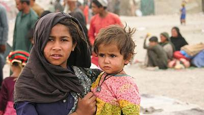 UK will pay to shelter refugees in countries neighbouring Afghanistan
