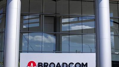 Broadcom forecasts upbeat current-quarter sales on 5G bet