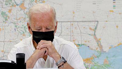 Biden ordena revisar desclasificación de documentos relacionados con ataques del 11 de septiembre