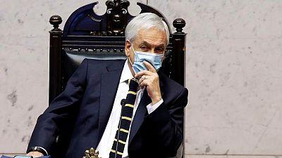 Presidente chileno defiende reclamo sobre Mar de Drake en disputa con Argentina
