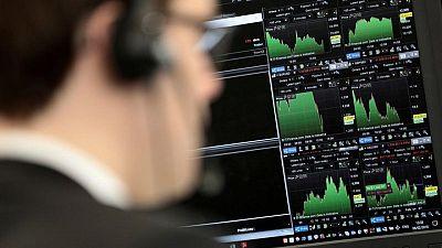 European bank stocks suffers brief dip after U.S. jobs data