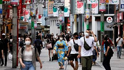 Japan to extend COVID-19 state of emergency in Tokyo area - paper
