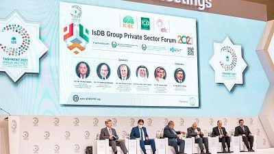 Les Institutions du secteur privé du Groupe de la Banque islamique de développement (GBID) ont organisé le Forum du secteur privé 2021