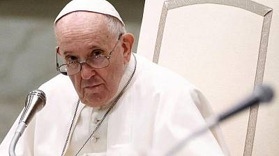 Pope hopes many countries take Afghan refugees and young are educated