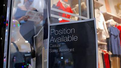 Australia job ads fall 2.5% in August as lockdowns spread