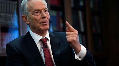 Former UK PM Blair warns West should prepare for bio-terrorism threat